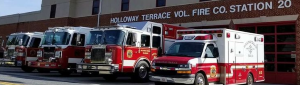 holloway terrace fire station logo